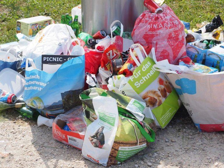 Wytrzymałe i ekologiczne worki na śmieci