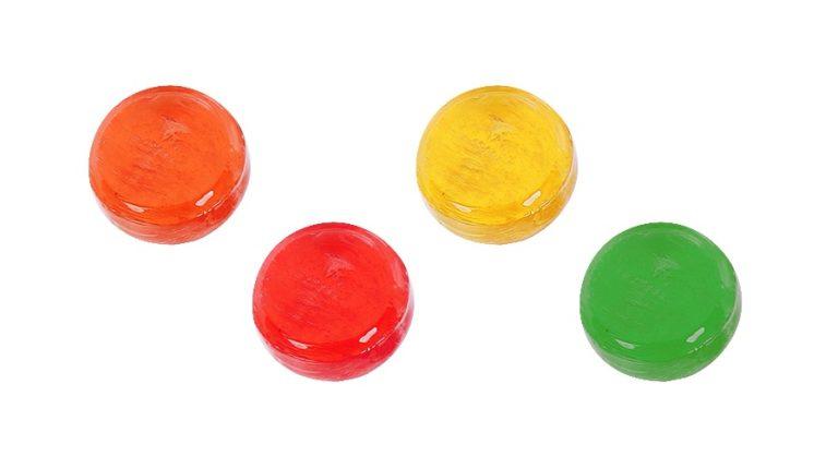 Gama pysznych słodyczy reklamowych
